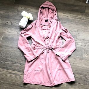 Be Cool | Dusty pink spring jacket